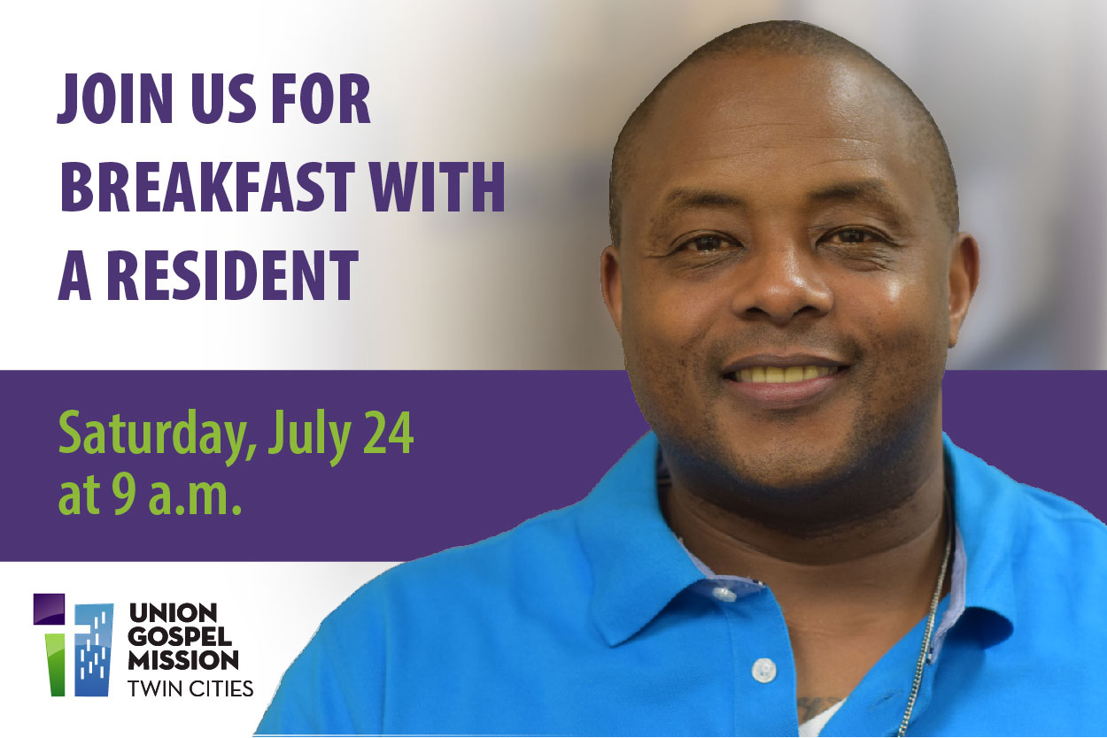 Breakfast with a Resident | July 24 | FREE!